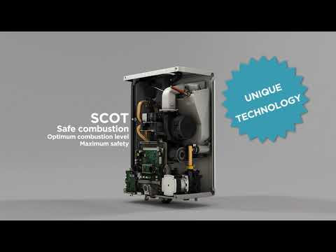 Daikin – The World's Smallest Combi Boiler – D2CND – EN