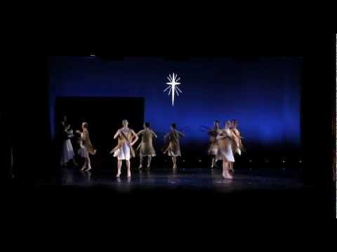 Nativity Ballet 2010 - Shepherds Dance