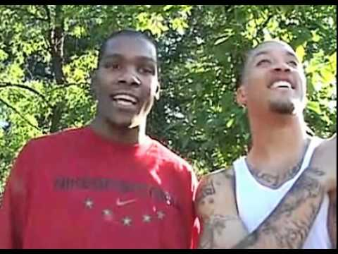 Michael Beasley | Childhood Friends B-Easy and Kevin Durant