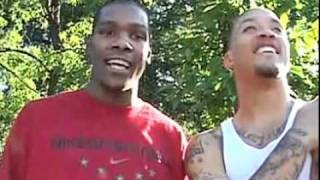 michael beasley   childhood friends b easy and kevin durant