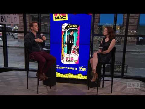 "Joey McIntyre Discusses His TV Show ""Return Of The Mac"""