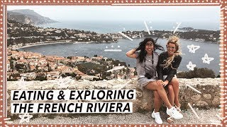 Gambar cover Eating and Exploring Nice, France | French Riviera Travel Vlog