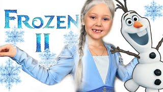 Eva Pretend Princess Frozen Elsa And Anna