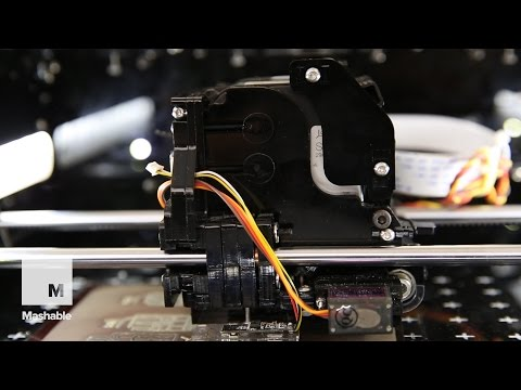 The world's first 3D printer for electronic circuit boards | Mashable