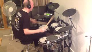 Robbie Robb - In Time (Roland TD-12 Drum Cover)