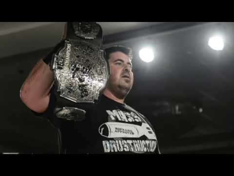 T.O.W. Champion Eric Mastrocola