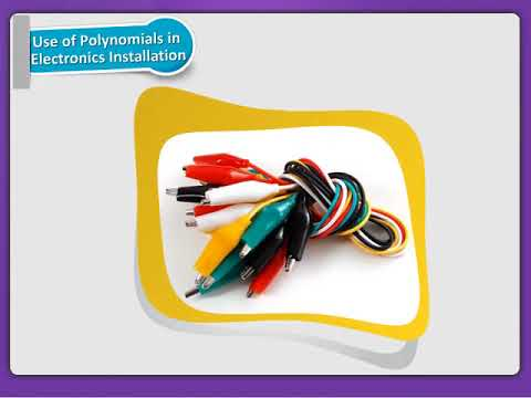 Use Of Polynomials In Daily Life