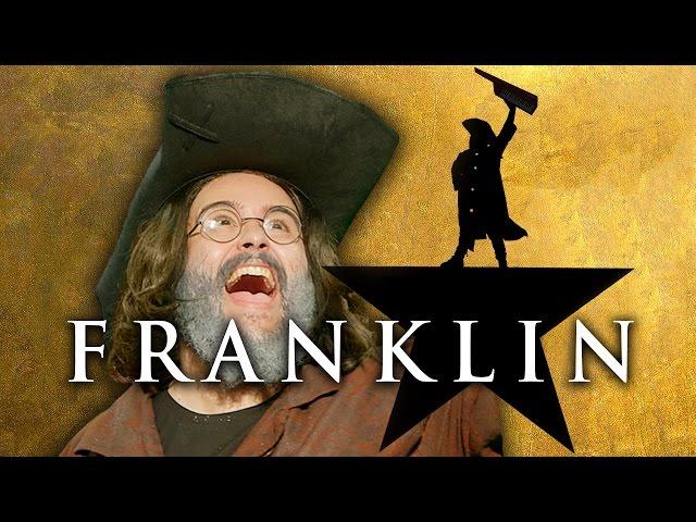 FRANKLIN – The Benjamin Franklin Time Traveler Musical