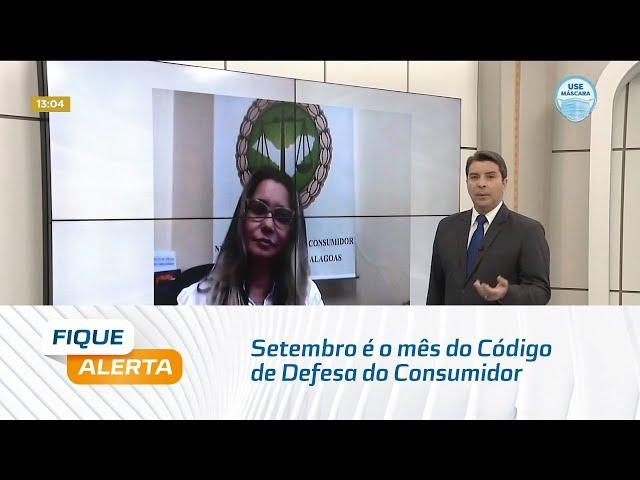 Fala Defensor: Setembro é o mês do Código de Defesa do Consumidor