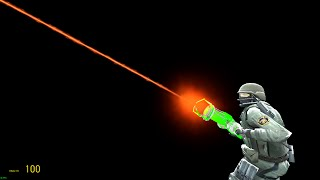 How To: change your physgun laser color Gmod