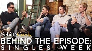 Video Singles Week | Behind the Episode | Schitt's Creek download MP3, 3GP, MP4, WEBM, AVI, FLV September 2018