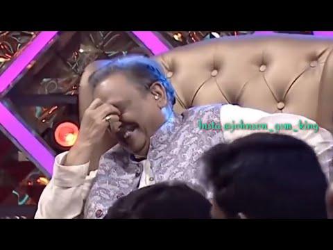 spb fun moment in super singer,spb and udit narayananfun,spb fun moment|subscribe pz