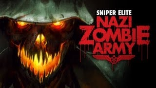 Sniper Elite: Nazi Zombie Army - PC Gameplay Max Settings [1080p]