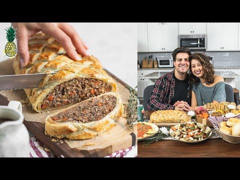 Vegetable Wellington | A Must Try!