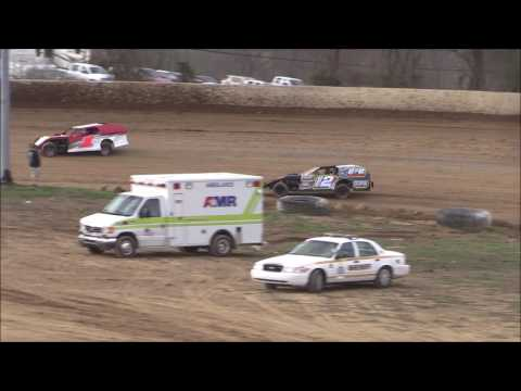 UMP Modified Heat #1 from Florence Speedway, March 25th, 2017.