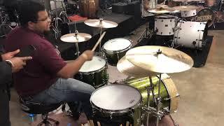 DOH drum meet 2019 solo 14