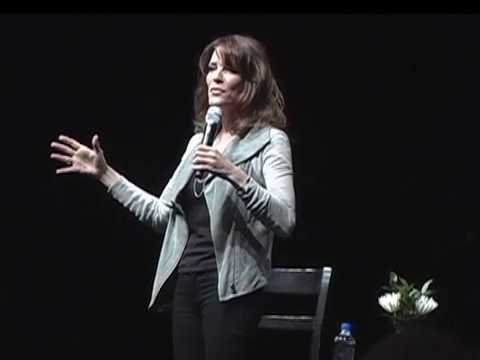 Marianne Williamson on Living Your Truth