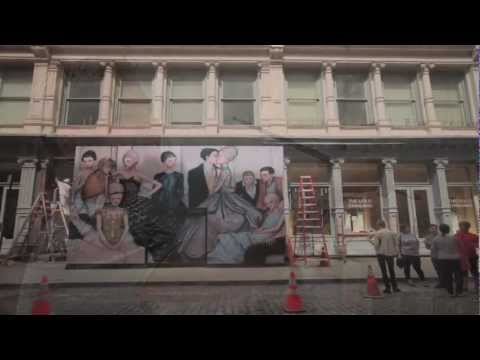Tiffany & Co. — The Tiffany & Co. Soho Artist Series