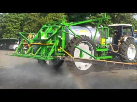 SPRAYER STM - DEGANIA SPRAYERS