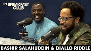 Bashir Salahuddin & Diallo Riddle On New Series \'South Side\', Writing Comedy + Staying Humble