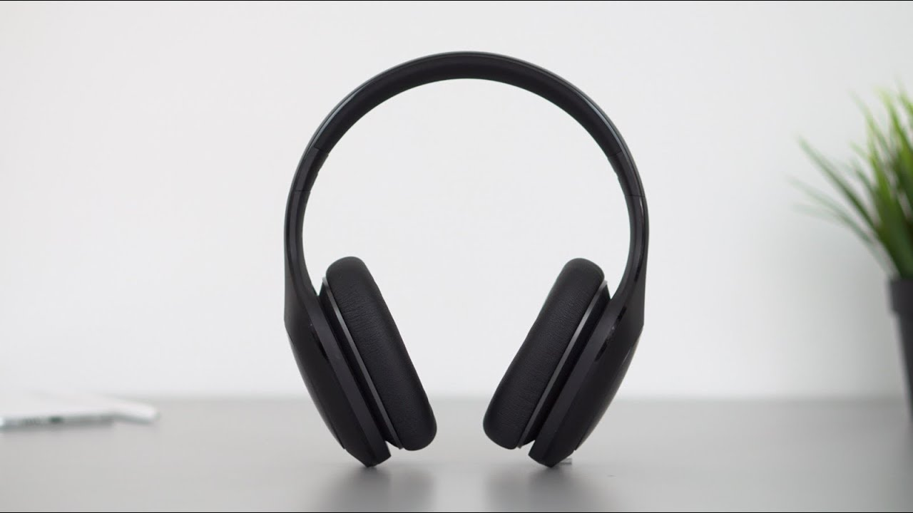 nuovo concetto 1fc50 433df Xiaomi Mi Foldable Bluetooth Headphones with a 40mm Driver! | Review