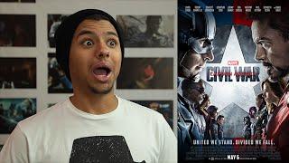 لماذا يجب أن تشاهد فيلم Captain America: Civil War؟