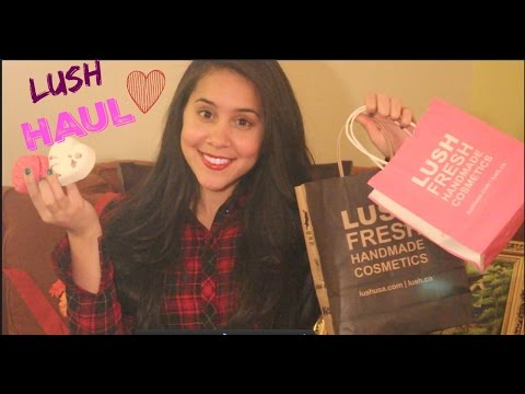Lush Haul: ♥Valentine's Day & Regular Collection♥ mp3