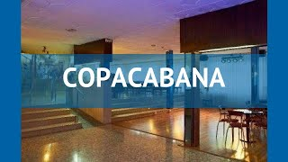 COPACABANA 3* Испания Коста Брава обзор – отель КОПАКАБАНА 3* Коста Брава видео обзор