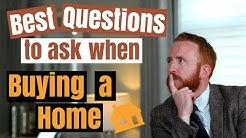Best questions to ask when buying a house for the first time