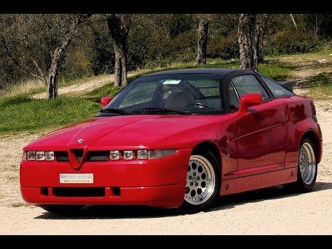 Alfa Romeo SZ - Davide Cironi Drive Experience (ENG.SUBS)