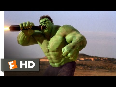 Hulk (2003) - He's Got My Missile Scene (9/10) | Movieclips