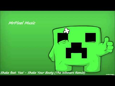 Shake feat. Yozi - Shake Your Booty (The Winners Remix)