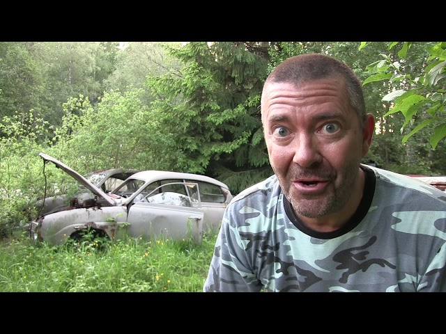 Trip to Car Cemetery