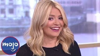 Top 10 Awkward Holly Willoughby Moments