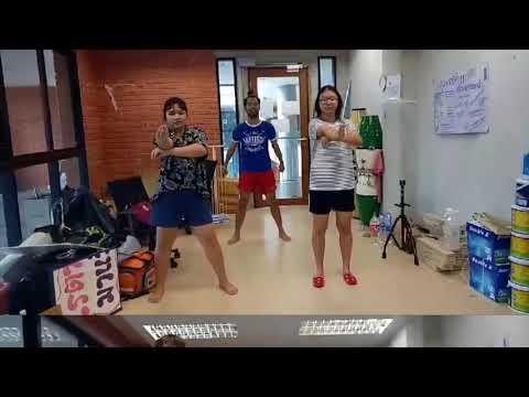วิดีโอสอนเต้นเพลงสันทนาการ