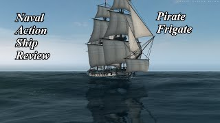 Naval Action Ship Review The Pirate Frigate
