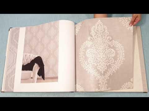 Видео-каталог обоев Grandeco Astrid из Бельгии. (т.+38 066 293 82 82)