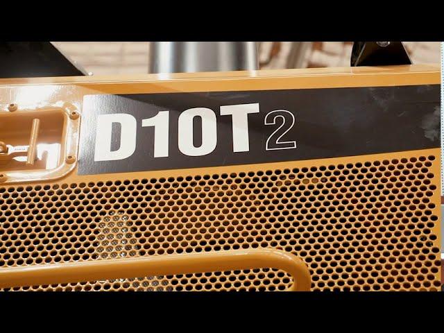 CAT D10T2 dozer