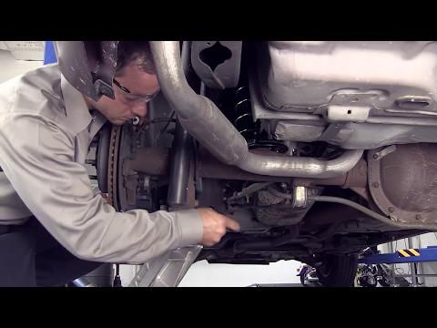 converting a lincoln town car from air suspension to arnott coil Air Bag Installation Diagram