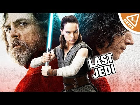 How Disney Is Expanding on The Last Jedi (Nerdist News w/ Jessica Chobot)