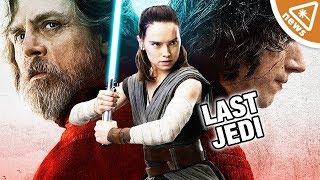 How Disney Is Expanding on The Last Jedi (Nerdist News w/ Jessica Chobot)