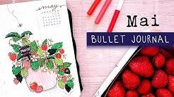 Bullet Journal Mai 2020 | ORGANISATION