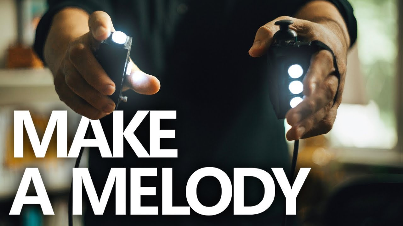 The Glide is a New Instrument that Transforms Motion into Melody