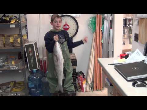 11 24 13 Colby Gesser 10 Pound Bass