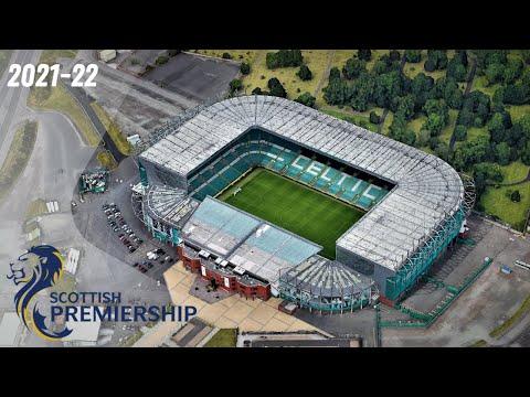 Scottish Premiership 2021-22 Stadiums
