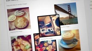 Comment Créer une Galerie d'Images dans WordPress 3.5+