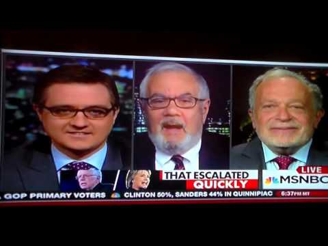Robert Reich Stays Calm While Barney Frank