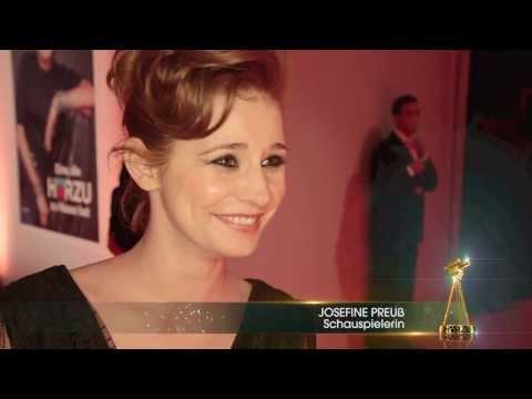 Josefine Preuß im Interview - GOLDENE KAMERA 2014