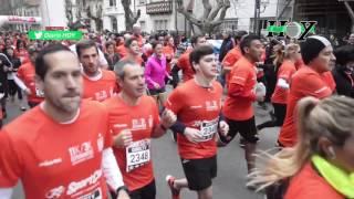 Se realizó la maratón y el festejo Pincha