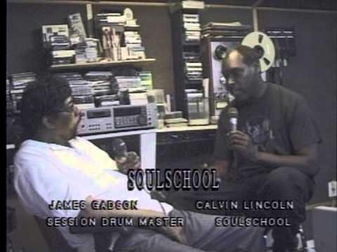Soul School Television Interview w/James Gadson, Drum Legend
